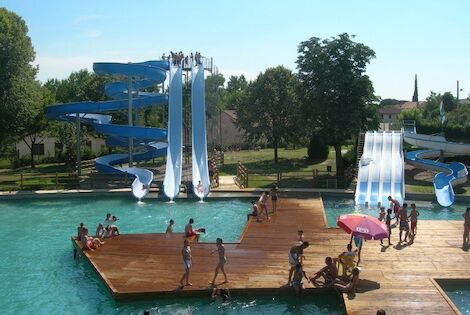 France : Camping Domaine Le Pardaillan