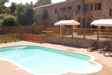 France : Camping Moulin d'Onclaire