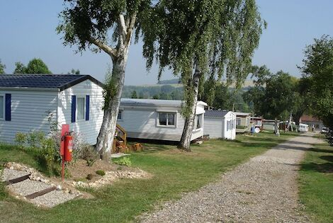 France : Camping Au Bord De L'Authie