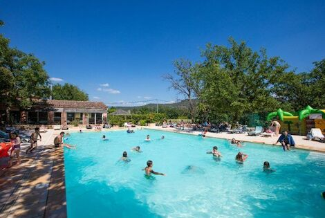 France : Camping Domaine des Chenes Blancs
