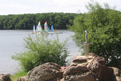France : Camping Domaine de Tremelin