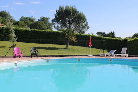 France : Camping Le Casties