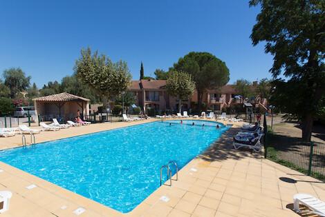 séjour France Provence-Cote d Azur - Fram Résidence Club Lavandou Logement Seul 3*