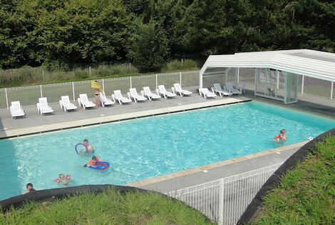 France : Camping Le Rompval