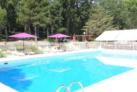 France : Camping Le Graniers