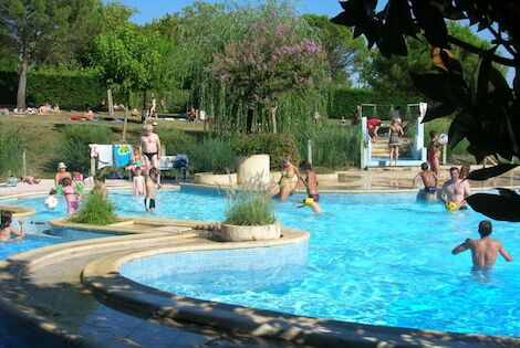 France : Camping Parc de Loisirs Le Faillal
