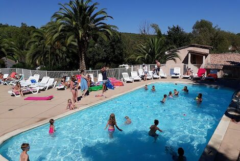 France : Camping L'Orée d'Azur