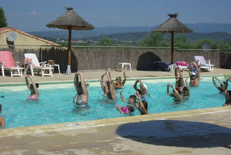 France : Camping Les Oliviers
