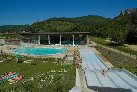 France : Camping La Roche d'Ully - Camping Sites et Paysages
