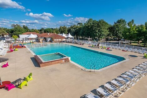 France : Camping le Pipiou