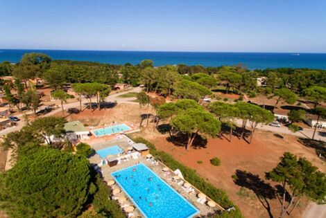 France : Camping Domaine d'Anghione