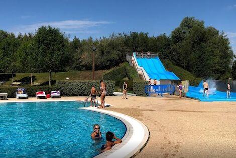 France : Camping Champ d' Eté