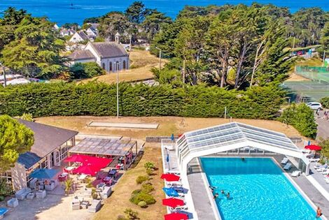 France : Camping Flower Camping Bois d'Amour
