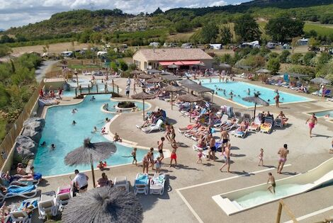 France : Camping Les Arches