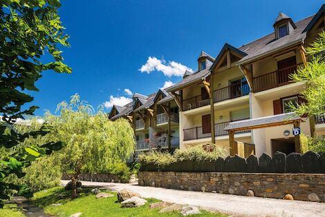 France : Résidence locative Lagrange Vacances Le Domaine De L'Ardoisiere