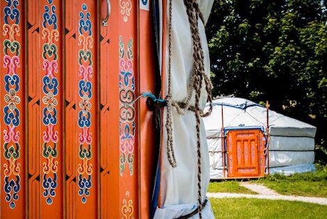 France : Camping Les Dis Village Insolite