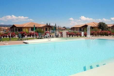 France : Résidence hôtelière Casa in Maremma