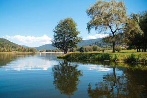 France : Camping du Lac de Moselotte