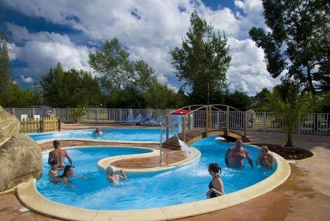 France : Camping du Moulin de Cantizac