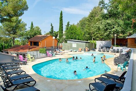 France : Camping Les Playes