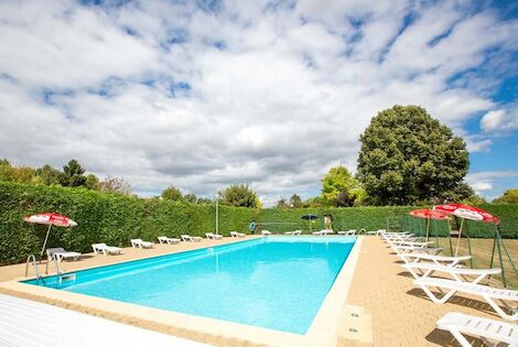 France : Camping Domaine Les Peupliers
