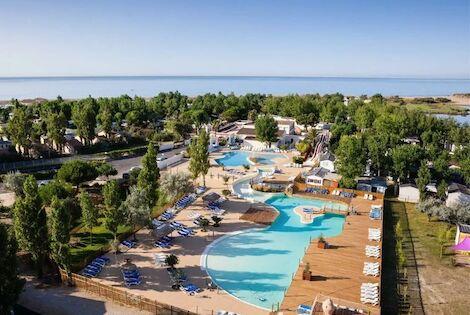 France : Camping Méditerranée Plage