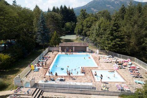 France : Camping Le Roubreau