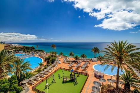 Fuerteventura : Hôtel Sbh Paraiso Playa