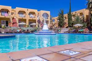 Grande Canarie-Las Palmas, Hôtel Apartamentos Tisalaya Park 3*