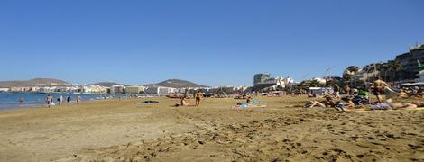 Grande Canarie-Las Palmas, Hôtel Puerto Canteras 3*