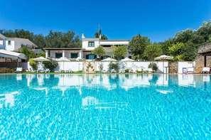 Grece-Corfou, Hôtel Paradise Inn 2*