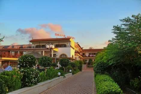 Hôtel Despo Heraklion Crète