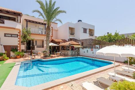 Hôtel Galini Heraklion Crète