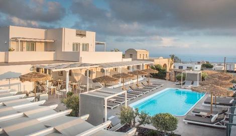 Hôtel Impressive One Santorin Iles Grecques