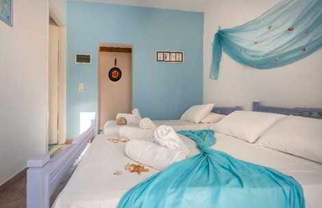 Hôtel Pansion Limni Kos Iles Grecques