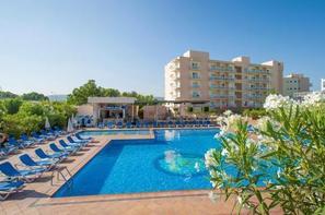 Ibiza-Ibiza, Hôtel Invisa Es Pla 3*