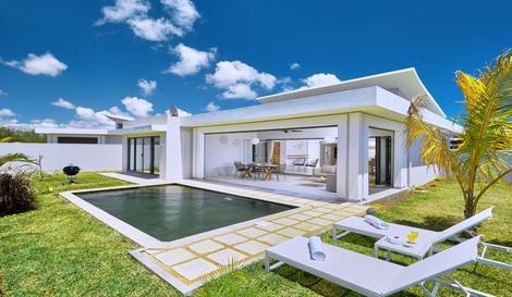 Ile Maurice-Wolmar, Hôtel Corail Bleu Private Pool & Garden Villas By Lov 4*