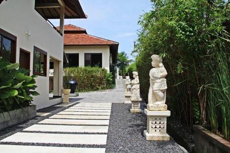Hôtel The Canggu Boutique Villas & Spa Denpasar Bali