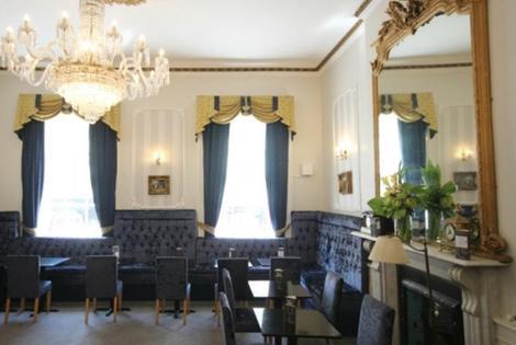 Irlande-Dublin, Hôtel St. George Hotel 3*