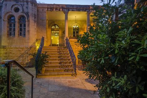Israel : Hôtel Jerusalem Garden Home