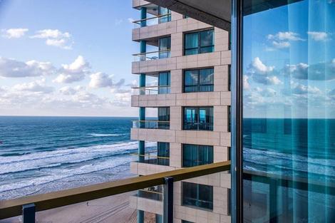 Israel : Hôtel Orchid Ocean Boutique Hotel Herzelia