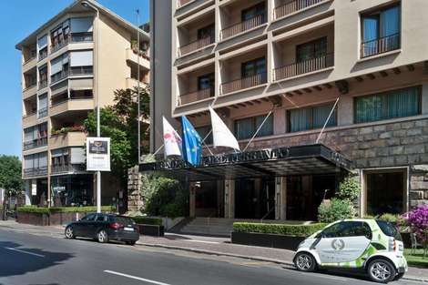 Italie : Hôtel Grand Hotel Mediterraneo