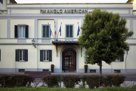 Hôtel Nh Anglo American Florence Italie