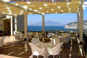 Italie-Naples, Hôtel Cristina 3*