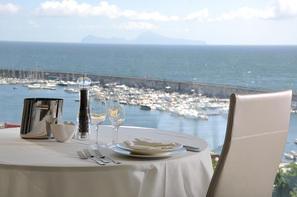 Italie-Naples, Hôtel Poseidon 4*