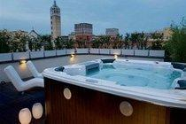 Italie-Rome, Hôtel Best Western Cinemusic Hotel 4*