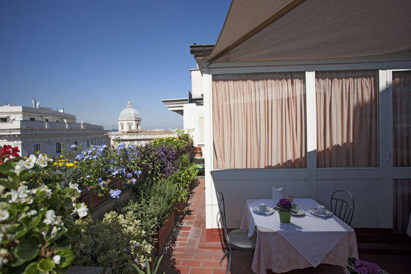 Hotel Doria3* Rome Italie