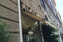Italie-Rome, Hôtel Flavia 3*