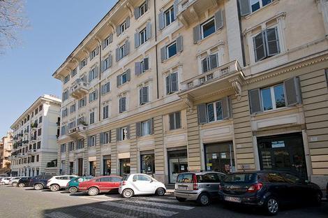 Italie-Rome, Hôtel Mf Hotel 3*