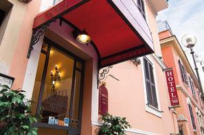 Italie-Rome, Hôtel Novecento 3*